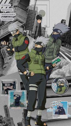 Kakashi Hatake Hokage, Naruto Comic, Naruto Sasuke Sakura, Naruto Shippuden Sasuke, Itachi Uchiha, Anime Naruto, Naruto Wallpaper Iphone, Wallpapers Naruto, Cute Anime Wallpaper