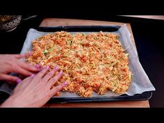 KAPALINA, Mrkev a brambory! Nepřestanete to jíst! # 585 - YouTube Carrots And Potatoes, Stop Eating, Frittata, Diet Recipes, Cabbage, Veggies, Meals, Baking, Vegetable Recipes
