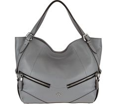 orYANY Leather Shoulder Bag - Bella