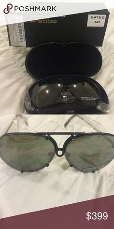 Porsche Design Eyewear Porsche Design Eyeware. Sunglasses P'8478. Never been worn. Amazing condition. Unisex. Porsche Design Accessories Sunglasses