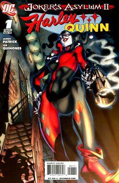 Joker's Asylum - Harley Quinn