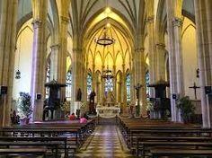 Floresta dos Moinhos/Floresta de los Molinos: Catedral de São Pedro de Alcântara-Petrópolis-RJ