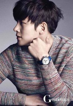 Ji Chang Wook opens up about his friendship with Shin Sung Woo and Park Min Woo + reveals he declined an invitation to visit the 'Roommate' house Korean Star, Korean Men, Asian Actors, Korean Actors, Korean Dramas, Park Min Woo, Korean Celebrities, Celebs, Ji Chang Wook Photoshoot