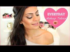 Everyday Makeup Tutorial 2015   #PaletteSeries - Naked 2 Basics