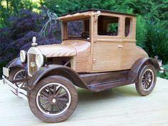 Wood model T