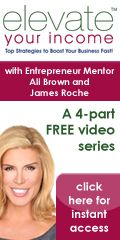 Ali Brown Elevate Your Income - Top Strategies To Boost Your Business Fast