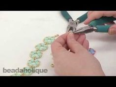 How to Make the Camille Bracelet - YouTube