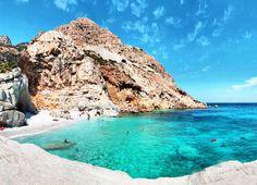GREECE CHANNEL   Seychelles beach, Ikaria, Greece