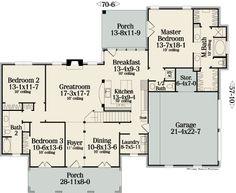 Plan Lansing House Plan - 3618 - The House Designers, LLC