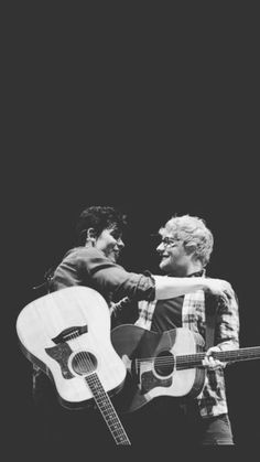 Ed and shawn wallpaper ♥️