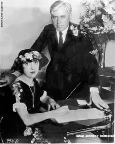 Mack and Mabel (Mack Sennet and Mabel Normand)