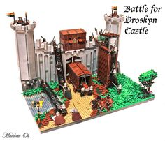 Battle for Droskyn Castle