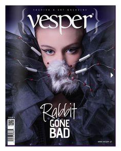 {vesper} Fashion & Art Magazine issue 1 http://vesper.gr/issue001.html
