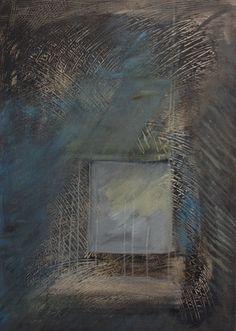 GISELLE Acryl auf Leinwand 64 x 90 cm