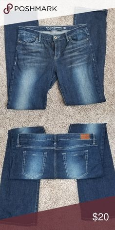 Boot Cut Guess jeans Slim fitting boot cut Guess jeans here! These fit  tight and c57e2173dbaa3