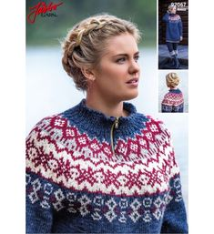 Prairie fairy hat / DROPS children & free knitting patterns by DROPS & Knitting Patterns Free, Knit Patterns, Free Knitting, Clothing Patterns, Christmas Knitting, Christmas Sweaters, Etnic Pattern, Sport Pullover, Icelandic Sweaters