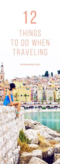 Read this and take notes. Things to do when traveling and travel tips.
