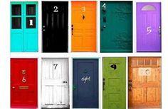 Avez-vous entendu parler de ce test qui nous permet de connaître parfaitement notre personnalité en choisissant seulement une porte parmi 10 ?