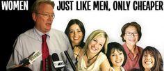 Tenk som en mann