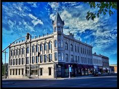 Geiser Grand Hotel, Baker City Oregon 1889