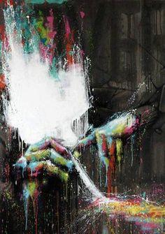 Foto: • ARTIST . ZEST • ◦ Overdose ◦ #streetart
