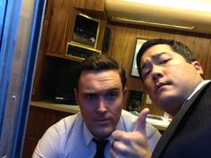 Boys. Rigsby and Cho
