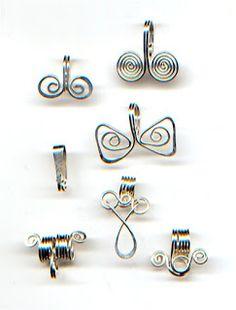 Wirework: DIY Bail TutorialHandmade-Jewelry-Club