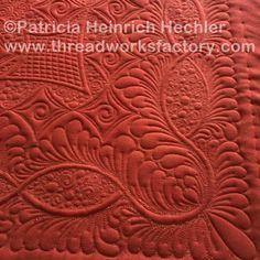 Machine Quilting Patterns, Longarm Quilting, Free Motion Quilting, Quilting Designs, Quilting Ideas, Scrap Quilt Patterns, Step Kids, Quilt Stitching, Custom Quilts