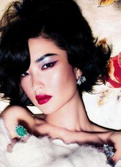 Linda Cantello Vogue China