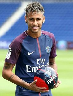 Paris Saint Germain , Neymar jr.