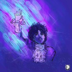 """""""Life is just a party, and parties weren't meant to last"""" Rest In Peace Prince"""