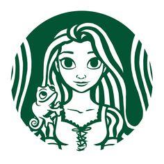 I'm ordering this shirt for my next Disneyland trip! Starbucks Logo, Starbucks Crafts, Cricut Craft Room, Cricut Vinyl, Vinyl Decals, Harry Potter Disney, Disney Diy, Disney Crafts, Vinyl Crafts