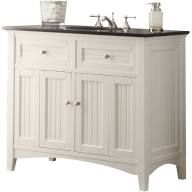 Incroyable 42 Inch Bathroom Vanity With Offset Sink   Google Search