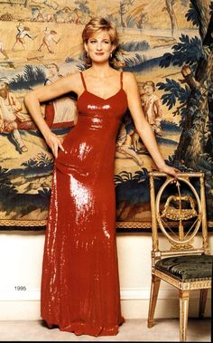Princess Diana-I love this picture - she looks so confident and sassy!