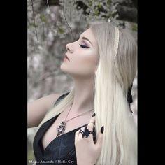 "Bague The Rogue + The Wolf ""Moonchaser"" + ""Hunt"" - Model: Maria Amanda"
