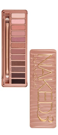 Pretty nude palette by Urban Decay