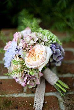 Flores para una novia en LOVE,LOVE by Chic
