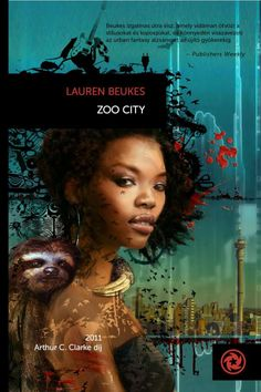 The Hungarian edition of Zoo City! Yay!