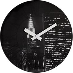 "Horloge ""The city"" Nextime"