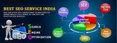 Get maximum services from the best SEO Service India