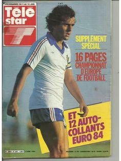 1 Of 1, Michel Platini, Football Memorabilia, Football Shirts, 1984, France, Baseball Cards, Sports, Italia
