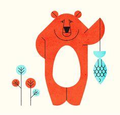 A sorry bear,  Parko Polo (Edward McGowan)