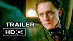 Beware of Crimson Peak. Watch the haunting new trailer for Guillermo del Toro's next masterpiece starring Tom Hiddleston.