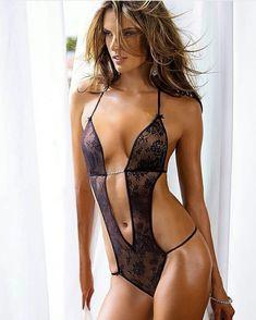 lingerie sexy Alessandra ambrosio