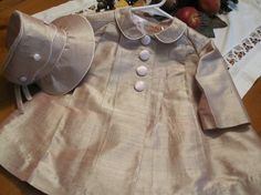 vintage baby coat