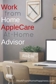 Apple regularly hires remote workers as part of their AppleCare At-Home Advisor program.