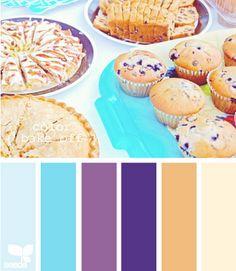 { color bake off }