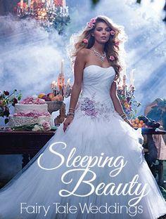 8 robes de mariée pour votre intérieur Disney Princess