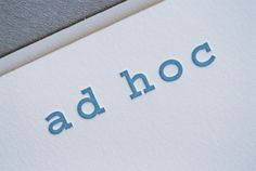 Full Circle Press Press Ad, Ad Hoc, Letterpress, Printmaking, Business Cards, Identity, Ads, Lipsense Business Cards, Typography