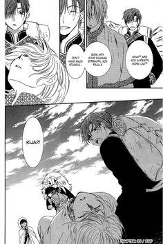 0_0 and this way ended chapter 95 -Akatsuki no Yona